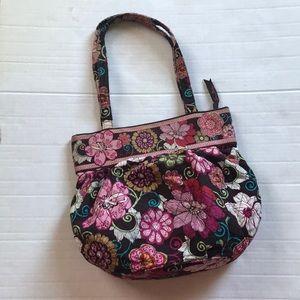 AS IS Vera Bradley Mod floral pink handbag